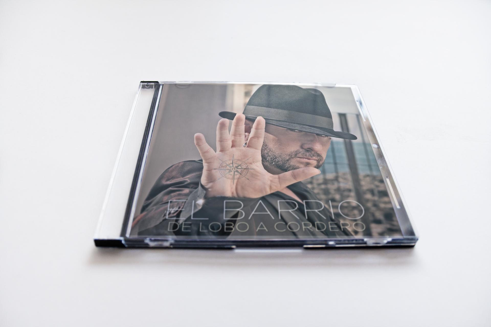 Portada CD El Barrio